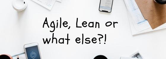 Agile e Lean, SCRUM e Kanban: filosofie e metodologie a confronto